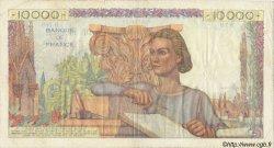 10000 Francs GÉNIE FRANÇAIS FRANCE  1950 F.50.25 TTB