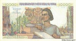 10000 Francs GÉNIE FRANÇAIS FRANCE  1950 F.50.31 pr.SUP