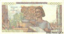 10000 Francs GÉNIE FRANÇAIS FRANCE  1951 F.50.47 TTB