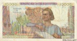 10000 Francs GÉNIE FRANÇAIS FRANCE  1951 F.50.54 TTB+