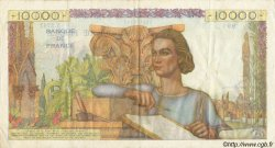 10000 Francs GÉNIE FRANÇAIS FRANCE  1952 F.50.58 TTB+