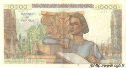 10000 Francs GÉNIE FRANÇAIS FRANCE  1952 F.50.59 TTB