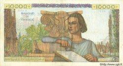 10000 Francs GÉNIE FRANÇAIS FRANCE  1953 F.50.64 TB+