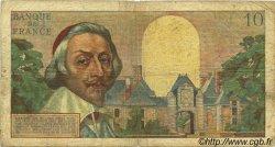 10 Nouveaux Francs RICHELIEU FRANCE  1959 F.57.03 B