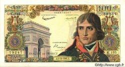 100 Nouveaux Francs BONAPARTE FRANCE  1961 F.59.12 SUP+