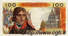 100 Nouveaux Francs BONAPARTE FRANCE  1962 F.59.14 TTB+