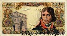 100 Nouveaux Francs BONAPARTE FRANCE  1962 F.59.16 TTB+