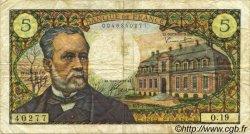 5 Francs PASTEUR FRANCE  1966 F.61.02 pr.TB
