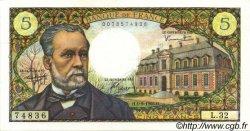 5 Francs PASTEUR FRANCE  1966 F.61.03 SUP