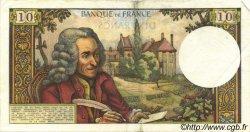 10 Francs VOLTAIRE FRANCE  1963 F.62.05 TTB+