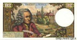 10 Francs VOLTAIRE FRANCE  1965 F.62.14 pr.SPL