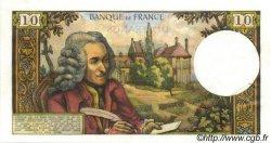 10 Francs VOLTAIRE FRANCE  1966 F.62.20 SUP+