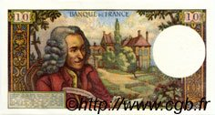 10 Francs VOLTAIRE FRANCE  1967 F.62.27 SUP+