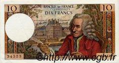 10 Francs VOLTAIRE FRANCE  1968 F.62.35 SUP