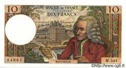 10 Francs VOLTAIRE FRANCE  1970 F.62.41 pr.NEUF