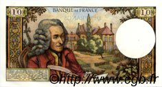 10 Francs VOLTAIRE FRANCE  1970 F.62.46 SUP