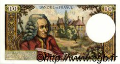 10 Francs VOLTAIRE FRANCE  1971 F.62.48 SUP+