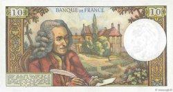 10 Francs VOLTAIRE FRANCE  1971 F.62.48 SPL