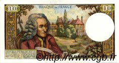 10 Francs VOLTAIRE FRANCE  1973 F.62.64 pr.NEUF