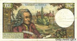 10 Francs VOLTAIRE FRANCE  1973 F.62.65 TB