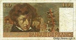 10 Francs BERLIOZ FRANCE  1972 F.63.01 B+