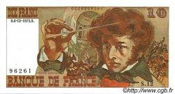 10 Francs BERLIOZ FRANCE  1973 F.63.02 SUP+