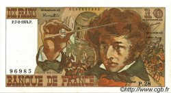 10 Francs BERLIOZ FRANCE  1974 F.63.03 SUP+