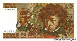 10 Francs BERLIOZ FRANCE  1974 F.63.05 SUP+