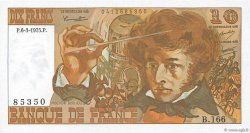 10 Francs BERLIOZ FRANCE  1975 F.63.09 SPL