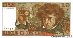10 Francs BERLIOZ FRANCE  1975 F.63.10 NEUF