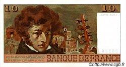 10 Francs BERLIOZ FRANCE  1975 F.63.10 SPL