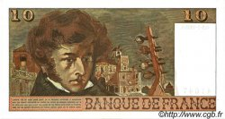 10 Francs BERLIOZ FRANCE  1975 F.63.11 SUP+