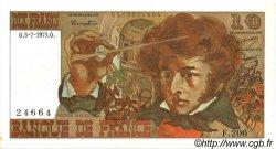 10 Francs BERLIOZ FRANCE  1975 F.63.11 SUP+