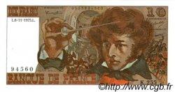 10 Francs BERLIOZ FRANCE  1975 F.63.14
