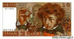 10 Francs BERLIOZ FRANCE  1976 F.63.17 SPL