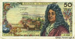 50 Francs RACINE FRANCE  1970 F.64.17 TB