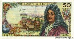 50 Francs RACINE FRANCE  1971 F.64.18 TTB