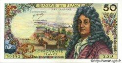 50 Francs RACINE FRANCE  1973 F.64.23 pr.SUP