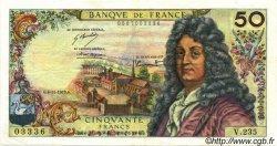 50 Francs RACINE FRANCE  1973 F.64.25 SUP