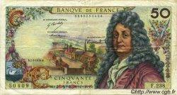 50 Francs RACINE FRANCE  1974 F.64.26 TB