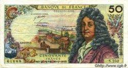 50 Francs RACINE FRANCE  1974 F.64.27 TTB