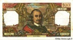100 Francs CORNEILLE FRANCE  1965 F.65.07 TTB+