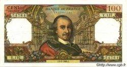 100 Francs CORNEILLE FRANCE  1966 F.65.11 TTB