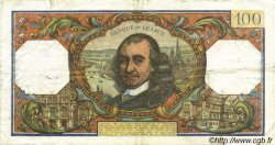 100 Francs CORNEILLE FRANCE  1966 F.65.15 TTB