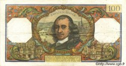 100 Francs CORNEILLE FRANCE  1966 F.65.15 TB+