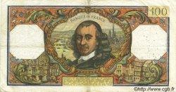 100 Francs CORNEILLE FRANCE  1967 F.65.19 TB