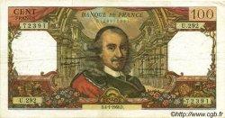 100 Francs CORNEILLE FRANCE  1968 F.65.20 TB