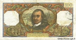 100 Francs CORNEILLE FRANCE  1968 F.65.22 TTB