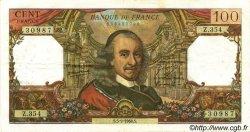 100 Francs CORNEILLE FRANCE  1968 F.65.23 TTB