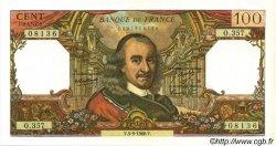 100 Francs CORNEILLE FRANCE  1968 F.65.23 SUP+